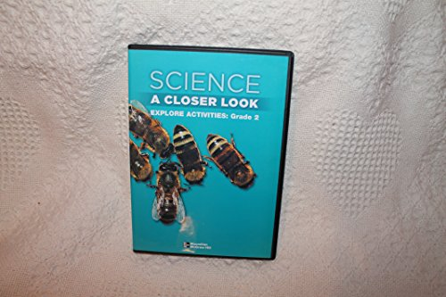 9780022851750: Science A Closer Look Explore Activities: Grade 2