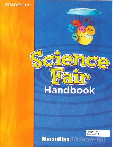 9780022852580: Science Fair Handbook Grades 1-6
