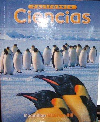 9780022854591: Ciencias, California Grade 3 (California Science)