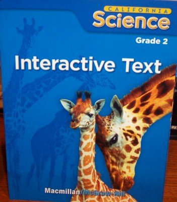 9780022859992: California Science: Interactive Text Grade 2 (Student Edition) (Student Edition)