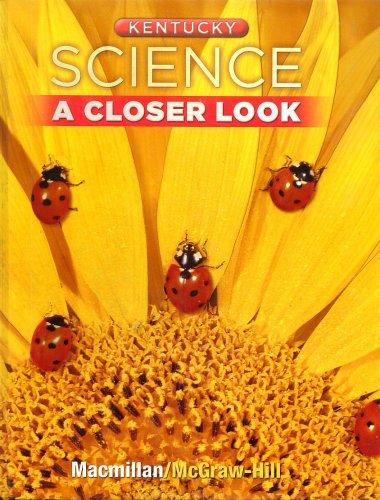 9780022870652: Science a Closer Look Macmillan Textbook Grade 1