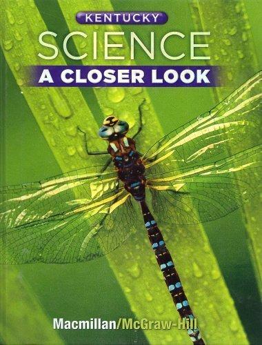Science a Closer Look Macmillan Grade 5 Textbook: HACKETT, DR. JAY K.