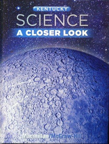 9780022871093: Science a Closer Look Textbook Macmillan Grade 6