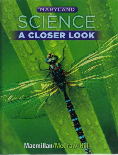 9780022871581: Science A Closer Look (MD) 5