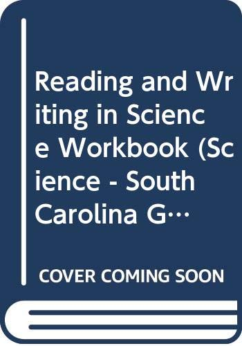 9780022873769: Reading and Writing in Science Workbook (Science - South Carolina, Grade 4)