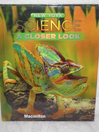9780022873912: Science, A Closer Look 4th Grade level NY EDITION