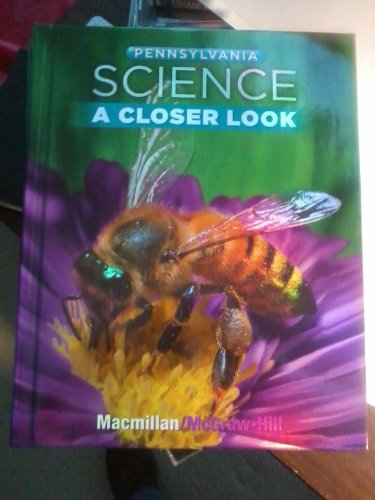 9780022876791: Pennsylvania Science A closer Look