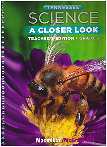 9780022877514: Tennessee Science a Closer Look Teacher's Edition Grade 2