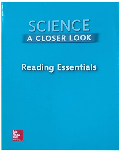 9780022881535: Science, A Closer Look, Grade 2, Reading Essentials (ELEMENTARY SCIENCE CLOSER LOOK)