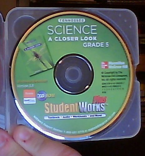 9780022882037: Tennessee Science Grade 5 StudentWorks Plus CD-Rom (Windows/Macintosh Version 3.0)
