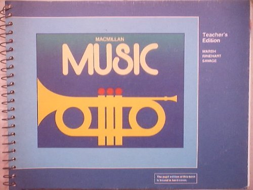 9780022924904: Macmillan Music: The Spectrum of Music with Related Arts