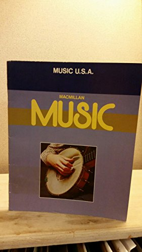 Music U.S.A. (Macmillan music): Mary Val Marsh