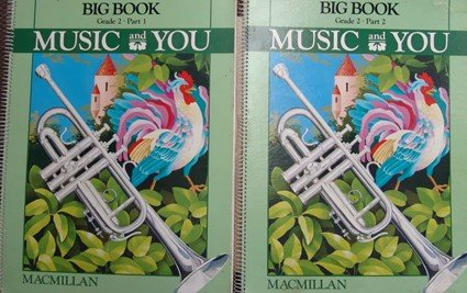 9780022933401: Music and You -Big Book -Grade 2