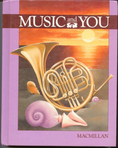 9780022933906: Music and You (Grade 5)