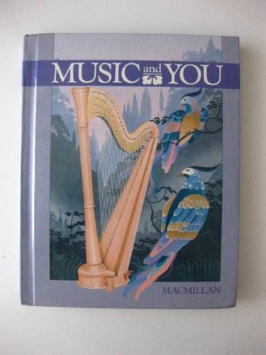 9780022934507: Music and You/Grade 8