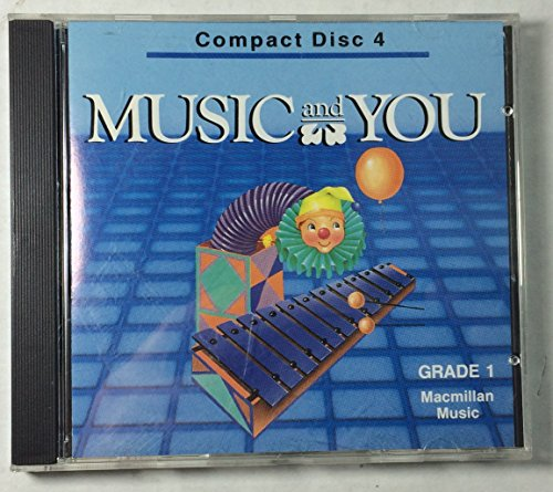 9780022939106: Music & You -Compact Discs -Grade 1