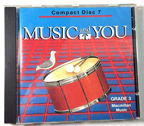 9780022939304: Music & You -Compact Discs -Grade 3
