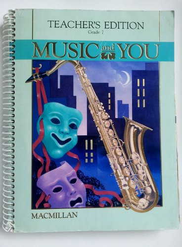 9780022950156: Teacher Edition Grade 7 World of Music