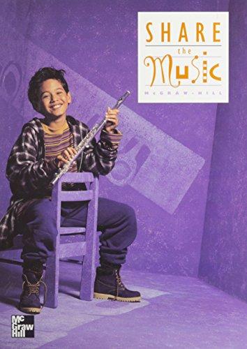 9780022950538: Share the Music, Grade 4