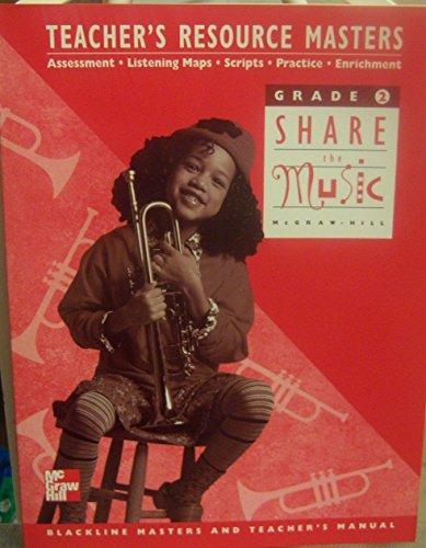 9780022950873: Share the Music, Grade 2: Teacher's Resource Masters