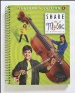 9780022951351: Share the Music Grade 5, Texas Teacher's Edition (Share the Music)