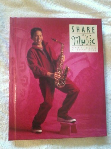 9780022952228: Share the Music: Grade 8