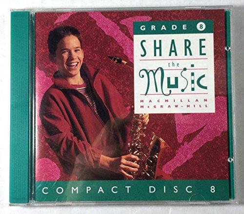 9780022952280: Grade: Gr 8 CD Share the Music