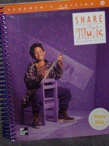 9780022952822: Mcgraw Hill Share Music Grade 4 Teacher S Edition