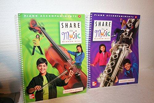 9780022953782: Share the Music Grade 3 Teacher's Edition