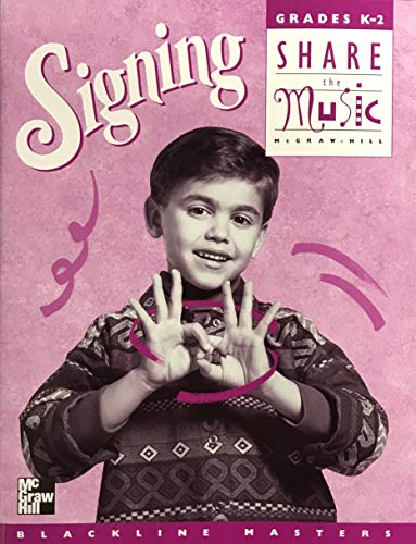Signing for Primary Grades Book: Boyer-Alexander Rene; Bond,