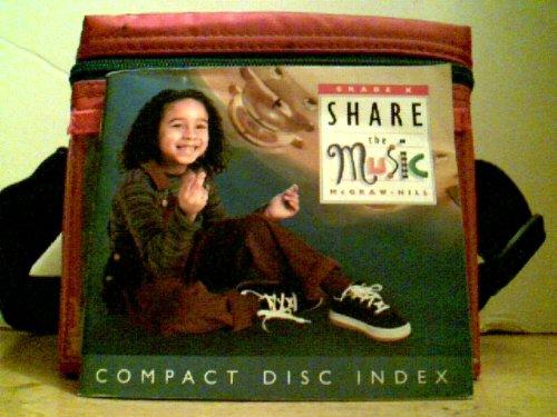 9780022954352: Grade: Gr K Cds Share the Music 2000