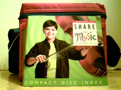 9780022954383: Share the Music 2000: Grade 3