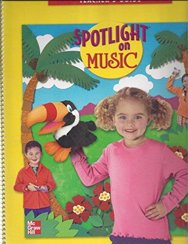 9780022959111: Spotlight on Music. PRE-K. Teacher's Guide