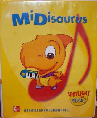 9780022959463: MiDisaurus (Spotlight on Music)