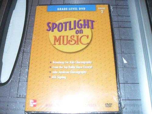 9780022961275: Spotlight on Music - Grade 2 Grade Level DVD (Spotlight on Music)