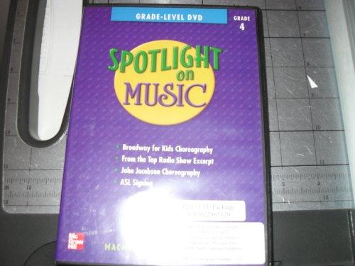 9780022961299: Spotlight on Music - Grade 4 Grade Level DVD (Spotlight on Music)