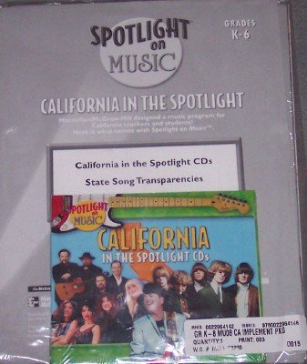 9780022964146: Spotlight On Music: California in the Spotlight Grades K-6