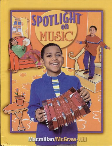 9780022964399: Spotlight On Music 2