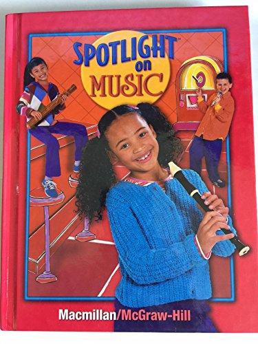 9780022964412: Spotlight On Music 3