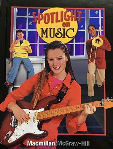 9780022964467: Spotlight on Music, Grade 8