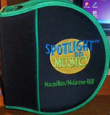 9780022964597: Spotlight on Music Audio Compact Disc Package Grade 1