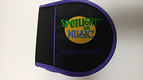 9780022964634: Spotlight on Music Audio Compact Disc Package Grade 4