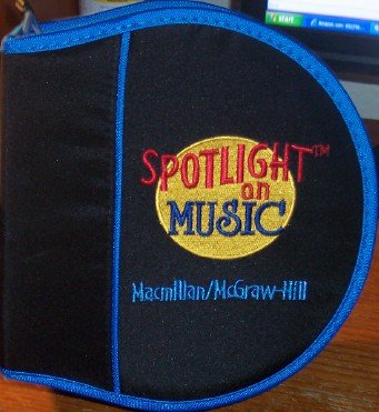 9780022964641: Spotlight on Music Compact Disc Package Grade 5