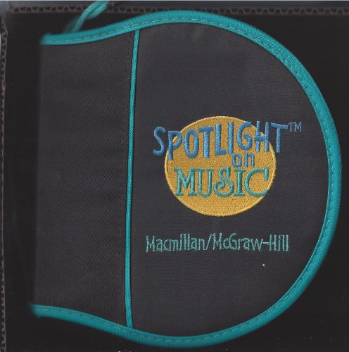 9780022964665: Spotlight on Music, Grade 7, Audio CD Package