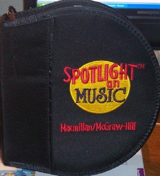 9780022964672: Spotlight on Music Audio Compact Disc Package Grade 8