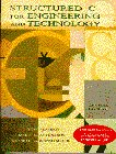 9780023008122: Structured C for Engineering and Technology/Book and Diskette