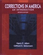 9780023017254: Corrections in America: An Introduction