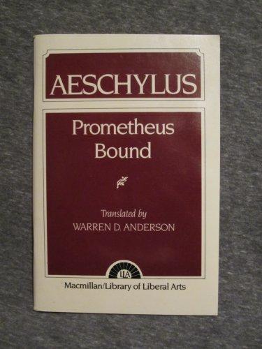 9780023031304: Prometheus Bound