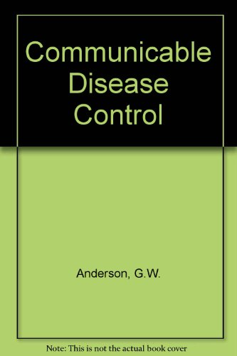 9780023033605: Communicable Disease Control