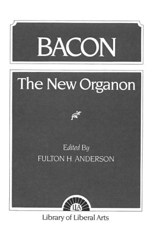 9780023033803: The New Organon and Related Writings (Library of Liberal Arts, no. 97)